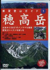 展望登山ガイド 1 穂高岳
