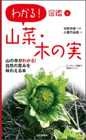 わかる!図鑑4 山菜・木の実