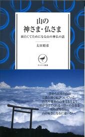 ヤマケイ新書 山の神さま・仏さま 面白くてためになる山の神仏の話