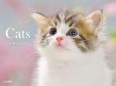 カレンダー2017 Cats