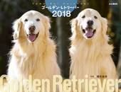 カレンダー2018 ゴールデン・レトリーバー 今年もシアワセ~戌年だワン!双六付き