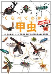 くらべてわかる 甲虫1062種