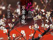 カレンダー2020 【令和記念】花の万葉秀歌