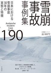 雪崩事故事例集190