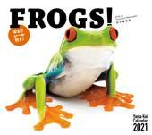 カレンダー2021 FROGS!