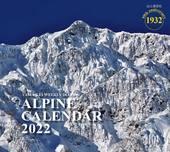 カレンダー2022 ALPINE CALENDAR