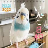 カレンダー2022 週めくりカレンダー いんこ日和