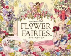 FLOWER FAIRIES Calendar 2018