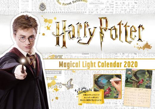 Harry Potter Magical Light Calendar 2020