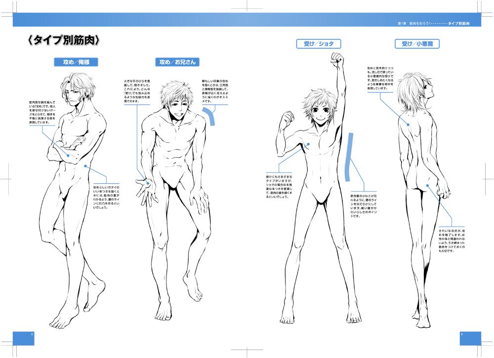 魅せる 男の筋肉を描く株式会社エムディエヌコーポレーション